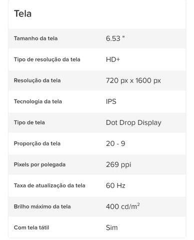 REDMI 9 A 32 GB 2 GB RAM- PRODUTO NOVO - Foto 4