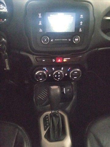 JEEP RENEGADE 1.8 16V FLEX LONGITUDE 4P AUTOMÁTICO - Foto 11