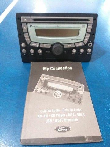 Rádio original EcoSport 2013  - Foto 2