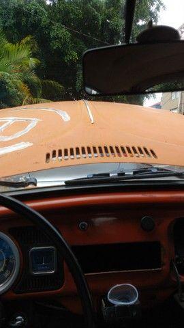 Vendes Fusca 1973 estilo Ratão - Foto 7