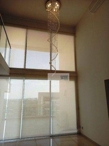 Condomínio Super Procurado, apartamento claro, vista livre, semi-mobiliado, todo comércio  - Foto 2