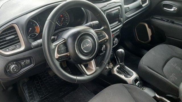 Jeep Renegade Sport 1.8 automático, 2º dono, novíssimo, vist 21 - Foto 10