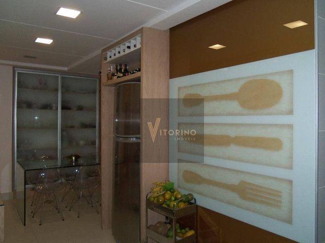 Apartamento com 4 dormitórios à venda, 201 m² por R$ 1.300.000,00 - Miramar - João Pessoa/ - Foto 6