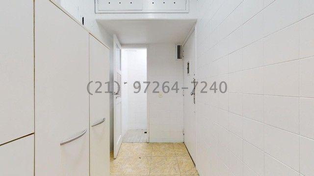 Apartamento para comprar com 106 m², 3 quartos (1 suíte) e 1 vaga em Ipanema - Rio de Jane - Foto 15