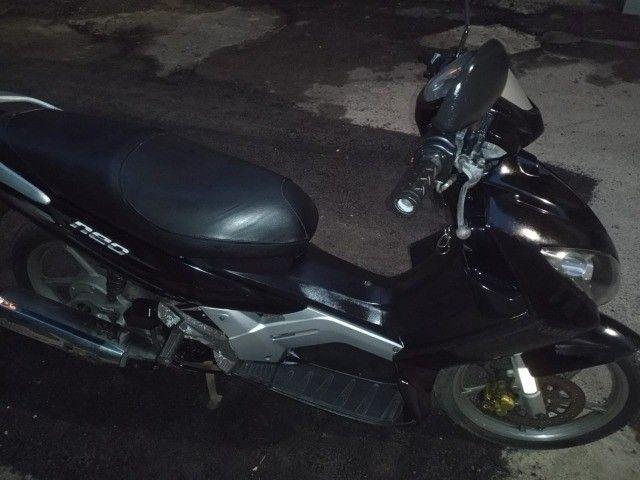 Moto yamaha neo 2008