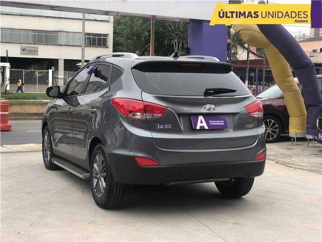 Hyundai Ix35<br><br>2.0 Mpfi 16V Flex Automático - Foto 3
