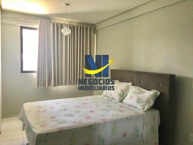 Apartamento à venda, 3 quartos, 1 suíte, 2 vagas, Guaxuma - Maceió/AL - Foto 5