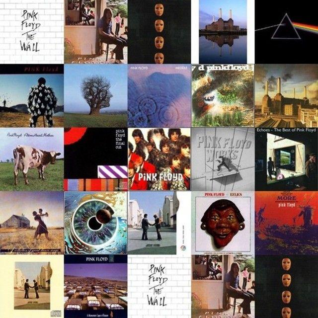 Pink Floyd todas as mu$ic@s p/ouvir no carro, em casa no apto - Foto 3