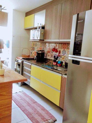 Apartamento com 2 dormitórios à venda, 62 m² por R$ 240.000,00 - Valparaíso - Serra/ES - Foto 8