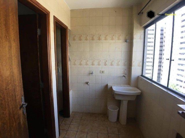 Apartamento para alugar, 70 m² por R$ 1.000,00/mês - Centro - Campo Grande/MS - Foto 11