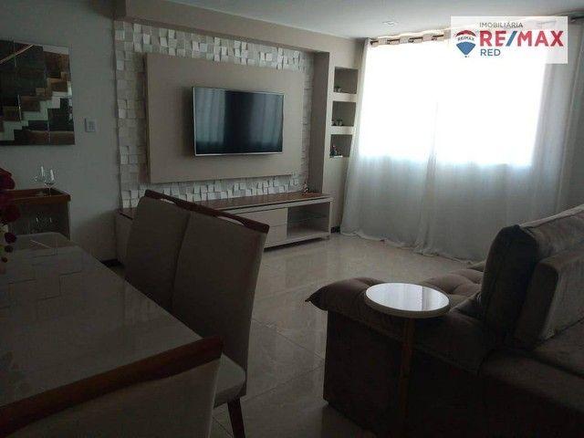 Cobertura com 3 dormitórios à venda, 200 m² por R$ 660.000,00 - Novo Horizonte - Conselhei
