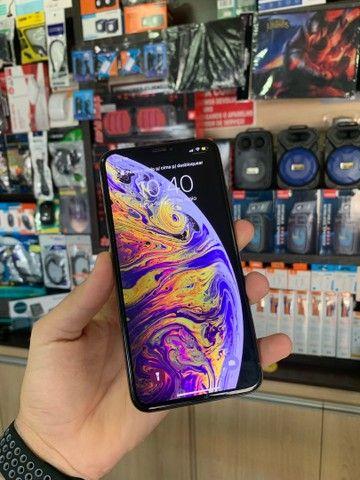 IPHONE XS MAX 64GB NOVO DE VITRINE ( 6 meses de garantia ) - Foto 2
