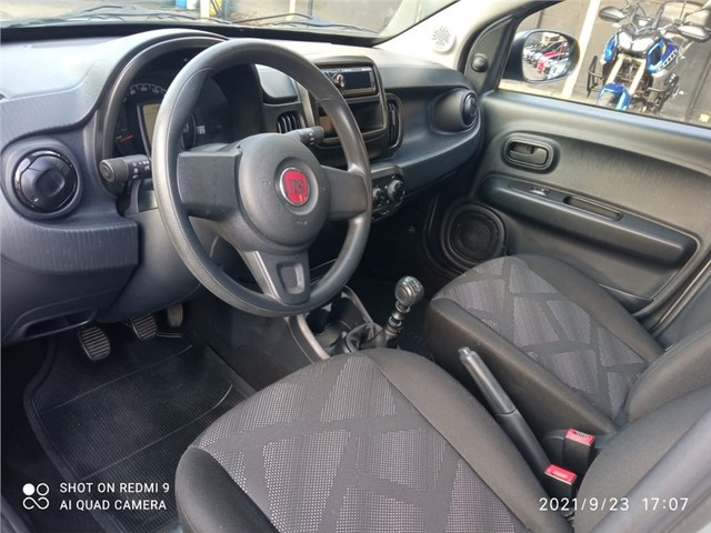 Fiat Mobi 2020 1.0 evo flex like. manual - Foto 13