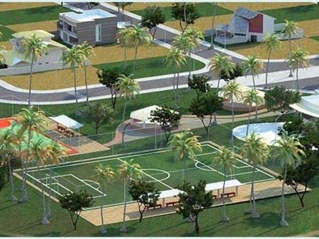Terreno de 662m² a venda no Condomínio Barra do Cisne, em Americana- SP. - Foto 5