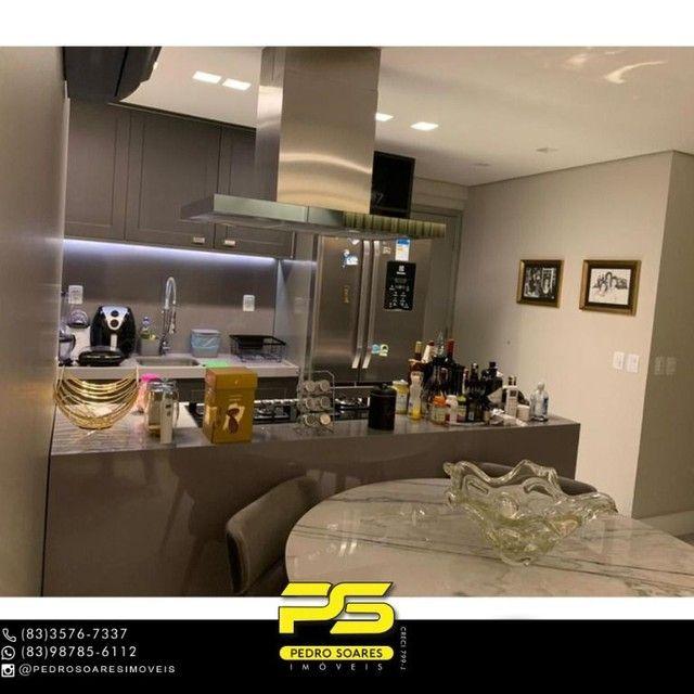 ** PROJETADOS ** Apartamento à venda, 70 m² por R$ 650.000 - Altiplano - João Pessoa/PB - Foto 2