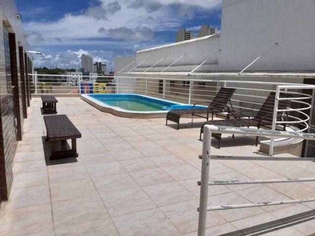 Apartamento no Bancários, 02 quartos com elevador e piscina - Foto 14