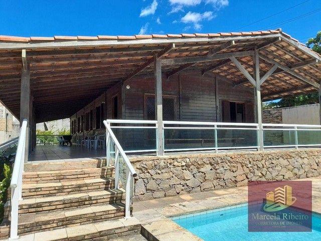 Casa com 3 dormitórios à venda, 279 m² por R$ 690.000,00 - Porto das Dunas - Aquiraz/CE - Foto 2