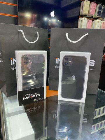 IPhone 11 64Gb, lacrado, loja física e entregamos em toda Bh e região - Foto 2