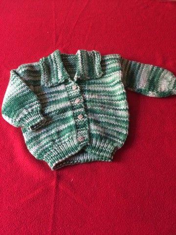 Comjunto de lã bebê ! 50 reais  - Foto 2