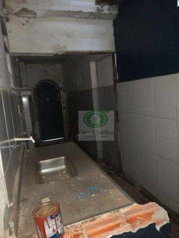 Casa para alugar, 200 m² por R$ 12.500,00/mês - Gonzaga - Santos/SP - Foto 17