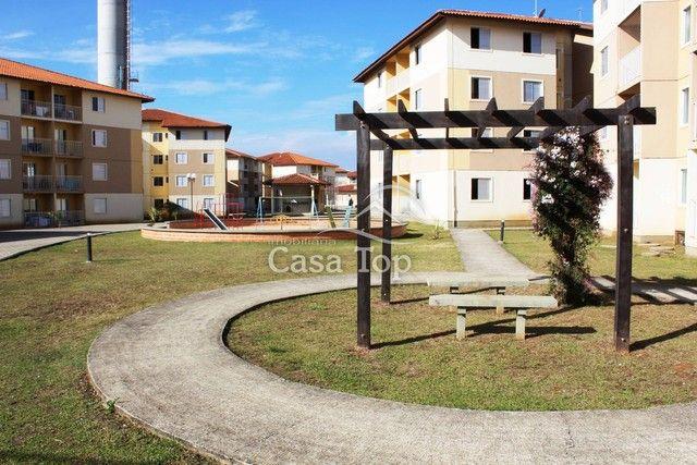 Apartamento à venda com 2 dormitórios em Uvaranas, Ponta grossa cod:4117 - Foto 9