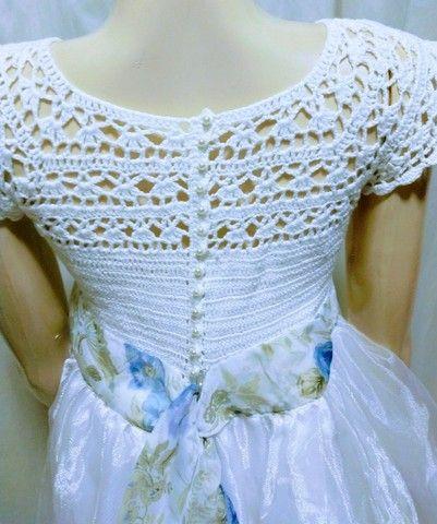 Vestido p/ casamento ( criança ) - Foto 3
