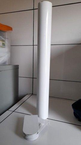 Barra de apoio para colete de raio-x