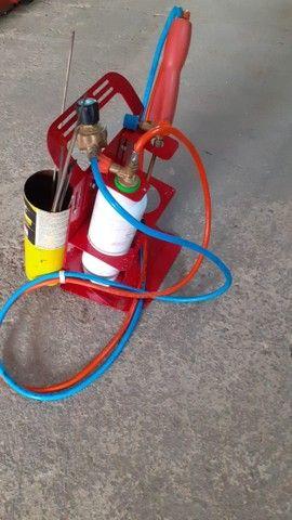 Maçarico Turbo Set 90 Oxyturbo S/cargas