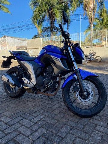 Vendo Moto Fazer 250 - 19/20 - Super conservada - Foto 5