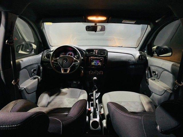 Sandero Zen 1.6 CVT Automático 2020 - Foto 18