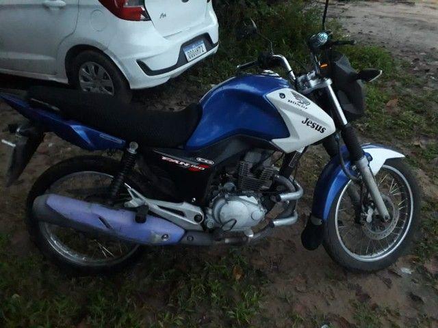 Moto Honda Fan  150 - Foto 3