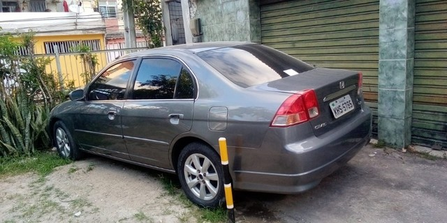 Vende-se Honda Civic LXL - 2004 - Foto 10