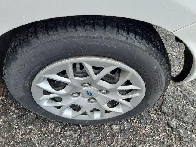 Ford KA SE 4 portas completo Flex com gnv ano 2018 - Foto 18