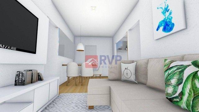 Apartamento com 3 dormitórios à venda por R$ 269.000,00 - Recanto da Mata - Juiz de Fora/M - Foto 2
