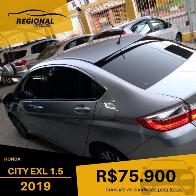CITY Sedan EXL 1.5 Flex  16V 4p Aut. - Foto 10