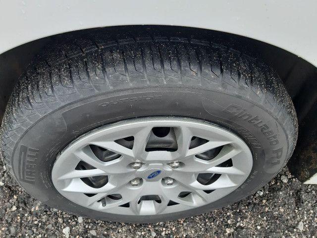 Ford KA SE 4 portas completo Flex com gnv ano 2018 - Foto 17