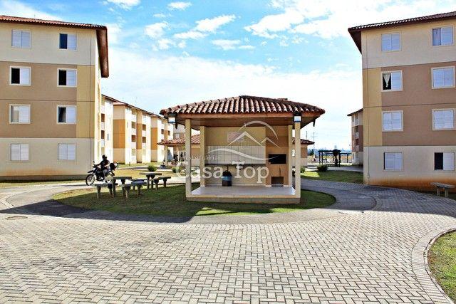 Apartamento à venda com 2 dormitórios em Uvaranas, Ponta grossa cod:4117 - Foto 10