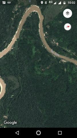 Vendo uma colônia a 37 km de rio branco