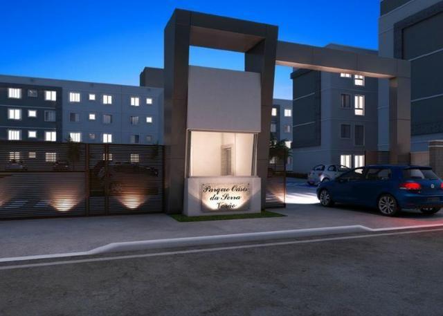 Oásis da Serra Verão - Apartamento no Alto Branco - Campina Grande