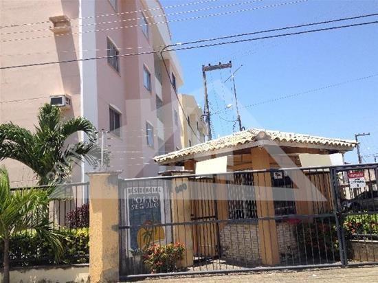 Apartamento com 3/4 no Cond Porto Seguro no Augusto Franco