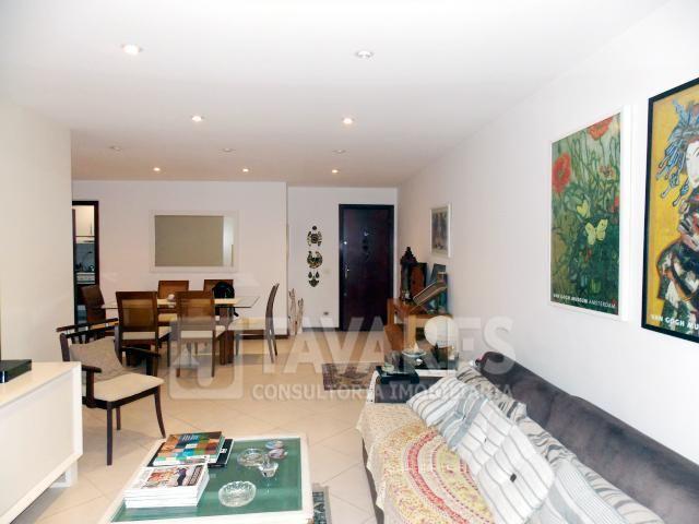 Apartamento à venda com 3 dormitórios em Barra da tijuca, Rio de janeiro cod:40946 - Foto 3