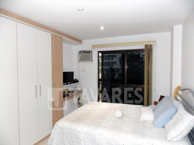 Apartamento à venda com 3 dormitórios em Barra da tijuca, Rio de janeiro cod:40946 - Foto 9