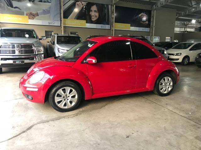 Vw - Volkswagen New Beetle 2.0 Mec. 2009 Raridade