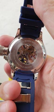 d84c80fc2a7 Relógio Invicta Russian Diver (1089) Original Made in USA. Pouco Uso - Foto