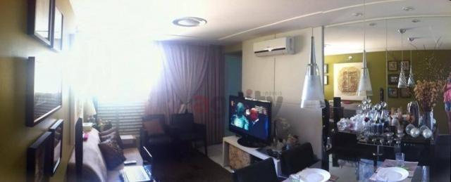 Apartamento com 2 dormitórios à venda, 63 m² por r$ 150.000 - pitimbu - natal/rn - Foto 15