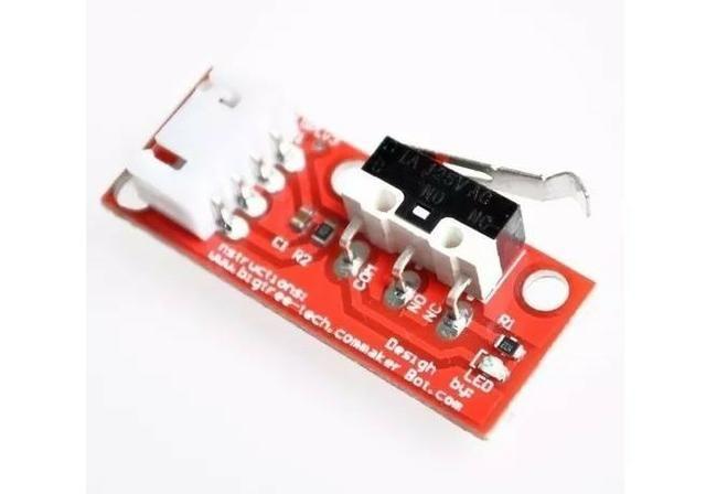 COD-AM138 Chave Fim De Curso P/impressora 3d /ramps1.4/endstop Arduino Automação Robot - Foto 2