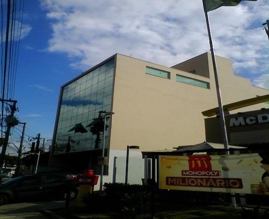 Salão e Salas Comerciais no Bairro Demarchi - Prédio com Elevador - Foto 6