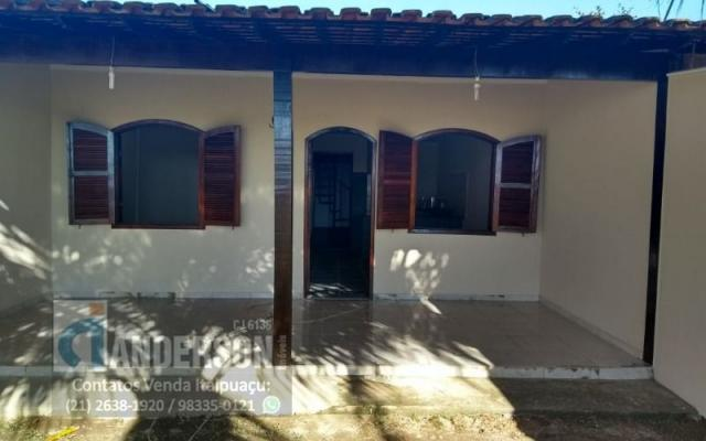 Casa em Itaipuaçu próximo asfalto e praia