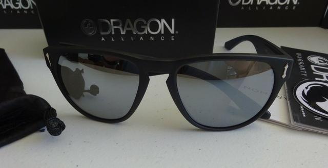 b4acb356e4905 Óculos Sol Dragon Marquis Original Novo Lente Espelhada + Nota Fiscal