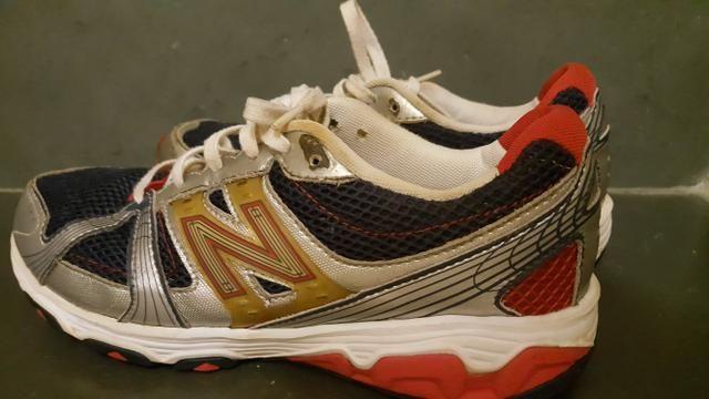 5ba20b934a9 Tênis New Balance original - Roupas e calçados - Vila Mazzei